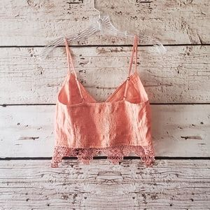 c389cca883 Free People Tops - Free People FP One Geo Lace Bralette Size Small
